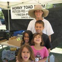 Horny Toad Farm